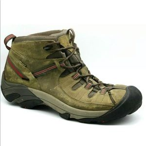 Keen Mens Shoes Targee ll Mid Ankle Boots Keen Dry